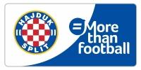 """HNK Hajduk se uključio u akcijske tjedne """"More than football"""" inicijative"""