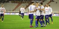 Split: Hajduk - Varaždin 2:0