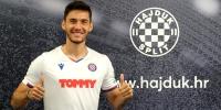 Mehmet Umut Nayir novi je igrač Hajduka!