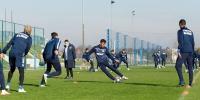 Bijeli danas u Velikoj Gorici odradili posljednji trening uoči ogleda s Lokomotivom