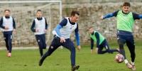 Nastavak priprema nakon prve utakmice: Bijeli odradili dva treninga u Postirama