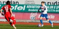 Sažetak utakmice: Hajduk - Croatia Zmijavci 1:1