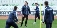 U tijeku su završne pripreme za utakmicu protiv Šibenika