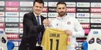 Predstavljen Marko Livaja: Potpisao sam za voljeni klub, nitko sretniji od mene!