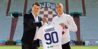 Marin Ljubičić potpisao dugoročni ugovor s Hajdukom: Ovo je privilegija, poseban dan u životu