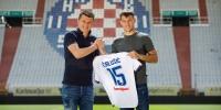 Ivan Ćalušić produžio ugovor s Hajdukom