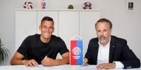 Lovre Kalinić stays in Hajduk!