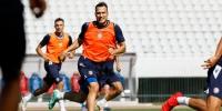 Bijeli odrađuju završne pripreme za početak sezone i utakmicu protiv Lokomotive