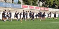 Budimir: Spremni smo za najviše ciljeve, veselimo se Ligi prvaka