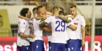 Split: Hajduk - Tobol 2:0