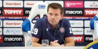 Trener Gustafsson uoči utakmice Hajduk - Šibenik