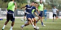 Bijeli se pripremaju za utakmicu s Goricom