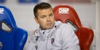Coach Gustafsson after match against Rijeka