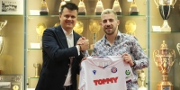 Dario Melnjak novi je igrač Hajduka!