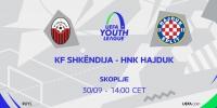 Prvi nastup u UEFA Ligi prvaka mladih: Hajdukovi juniori danas od 14 sati igraju protiv Škendije u Skopju!