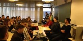 Udruga Naš Hajduk održava predavanja srednjoškolcima