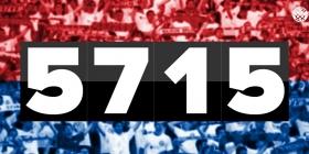 Broj pretplatnika 23. srpnja u 8 sati