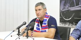 Trener Pušnik nakon slavlja nad Lokomotivom