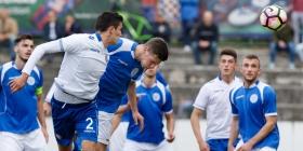 Hajduk II vs Hrvace on Sunday, Poljud main pitch