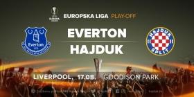 Match officials for Everton - Hajduk