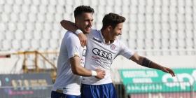 Sjajna izvedba Hajduka II: Na Poljudu uvjerljivo svladana Gorica