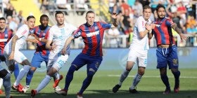 Rujevica: Rijeka - Hajduk 3:1