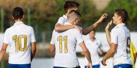 Five players of Hajduk to join Croatia U-17
