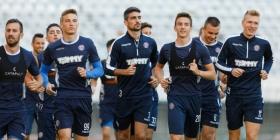 Popis igrača za prijateljsku utakmicu u Livnu