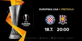 Određena sudačka četvorka za uzvratni ogled Hajduka i Gzire United