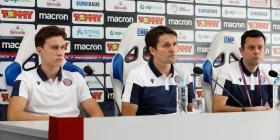 Pre-match press conference: Siniša Oreščanin and Ivan Dolček