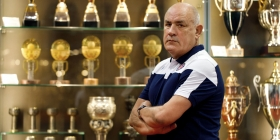 Legendary Boro Primorac new Head of HNK Hajduk Youth Academy Luka Kaliterna!