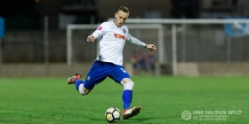 Ismajli played full time for Albania in a draw with Andorra