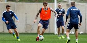 Tjedan dana prije derbija: Bijeli se pripremaju za ogled s Dinamom