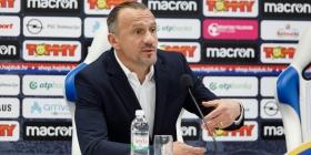 Konferencija za medije savjetnika uprave za sportsku politiku Marija Stanića