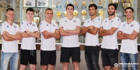 Sedam mladih igrača potpisalo za Hajduk!