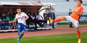 Split: Hajduk - Šibenik 0:1