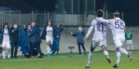 Zagreb: Lokomotiva - Hajduk 1:2