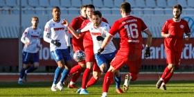 Friendly match: Hajduk - Croatia (Z) 1:1