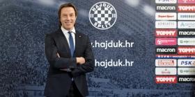 Paolo Tramezzani novi je trener Hajduka!