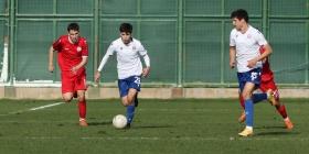 2. HNL: Dinamo II - Hajduk II 2:3