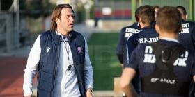Trener Tramezzani: Jako sam zadovoljan dolascima novih igrača, došli su s pravim duhom