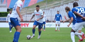 Split: Hajduk - Dinamo (Z) 1-1