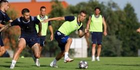Bijeli uspješno zaključili prvi dan priprema u Sloveniji