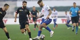 Split: Hajduk - Gorica 0-0