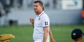 Trener Jens Gustafsson uoči utakmice Belišće - Hajduk