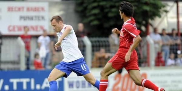 Hajduk slavio kontra Vorwärtsa