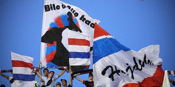 Kombinirana momčad Hajduka poražena u Vranjicu