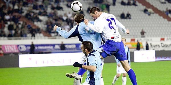 Prijateljska: Hajduk - Jadran 4:1