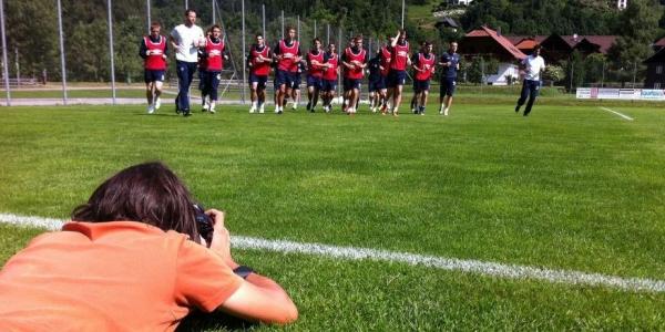 Hajduk u trening-dvoboju zabio 5 golova Villachu
