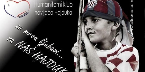 Bilo srce se priključilo Našem Hajduku